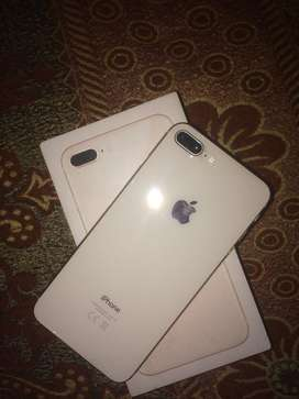 iphone 8 plus 64 gb full box exchange possible with x difrnc will pay