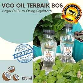 VIRGIN COCONUT OIL ( VCO ) ORIGINAL (125ml)