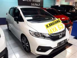 New Jazz RS Matic TH 2017 Bisa kredit