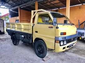Truk Engkel Isuzu TLD 24 C Bison 1991 Diesel
