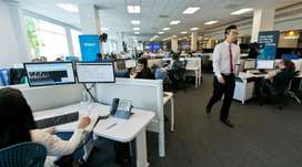 Hiring staff for call centres
