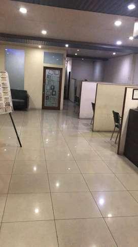 1500sqft semi furnish office near bharat nagar chownk bus stand ldh
