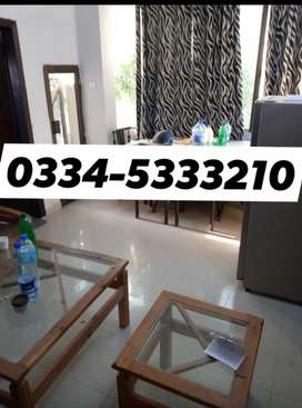 G11/4 Fully furnished apartment for rent first floor