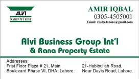 A big Farm House for sale in Lahore