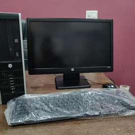 Hp branded desktop