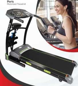 Motorized treadmill paris 2,5hp/ bisa kredit