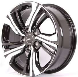 HSR Civic ring 17x7 h5x114 et45bmf