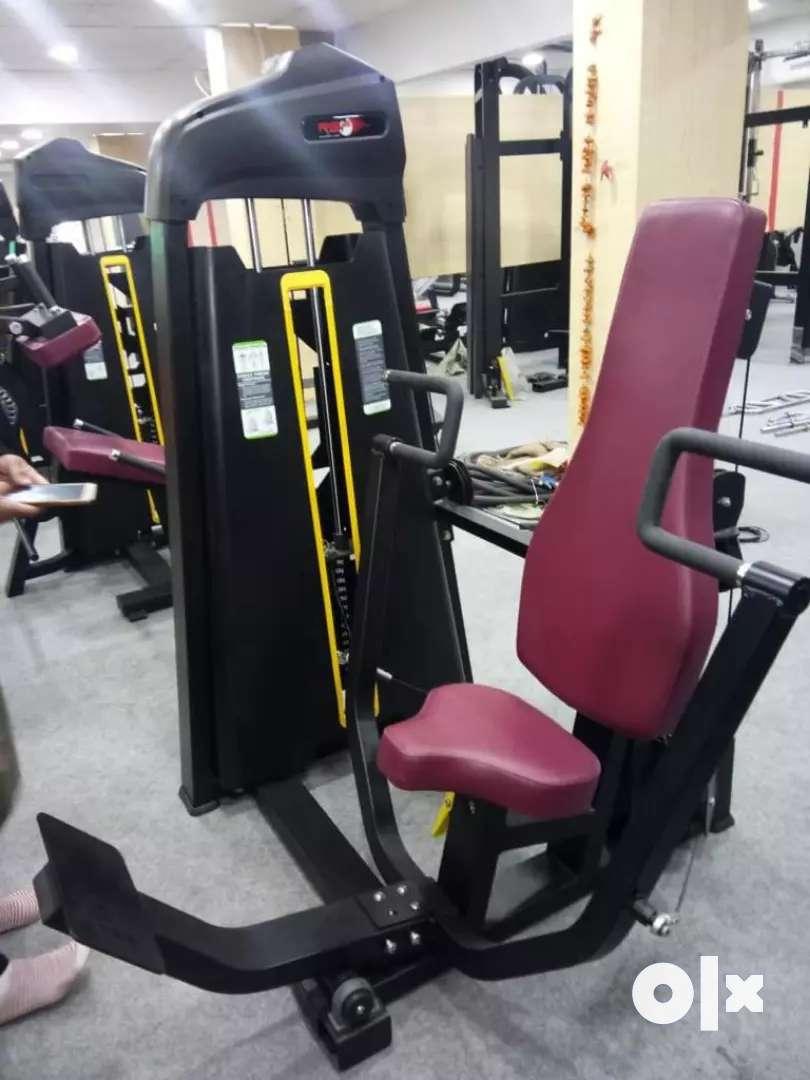 New gym setup 0