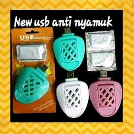 new usb anti nyamuk
