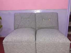 2 seater sofa A1 condition slightly used...