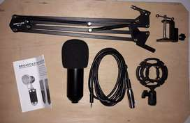 Paket mic BM800 podcast youtube karaoke smule