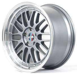 LEMANS 306 HSR R19X85/95 H5X120 ET35 GREY/ML