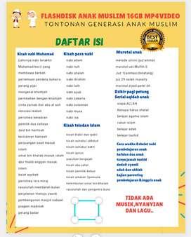 Flashdisk anak muslim 16gb terbaru