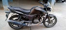 Bike in Good condition and smooth with New tyres.