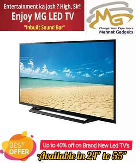 32 inch smart LED TV {{Boxed packed smart LED TV}}