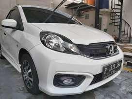 Honda Brio 1.300cc AT Built Up Putih 2012 Siap Pakai