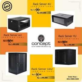 Ready Rack Server 4U, 6U, 9U dan 12U