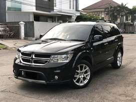 Dodge SXT Platinum Matic 2013 Sunroof Hitam 7seaters istimewa