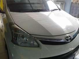 Avanza Veloz Toyota matic tahun 2012 dijual cepat