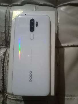 Oppo A5 Box And Chargar