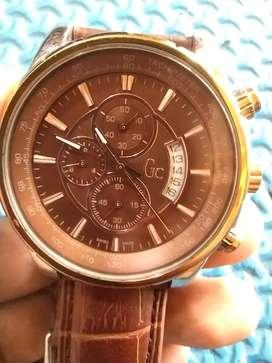 Di jual jam tangan pria guess colection(GC) original