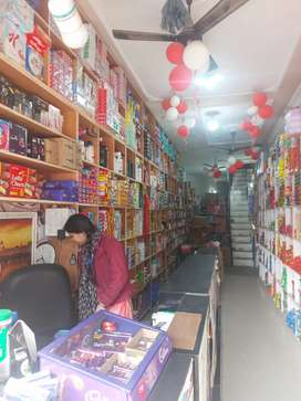 Required sale girl for wholesale cosmetic shop