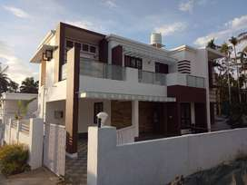 1480 SqFt protracted villa/5cent/ 58 lakh/ Arimbur Thrissur
