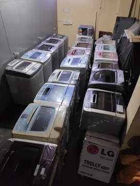 Washing Machines Semi & FullyAutomatic