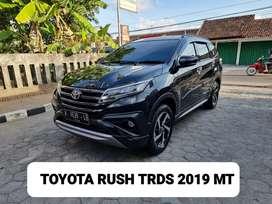 Toyota rush trds manual 2019