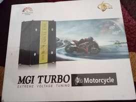 Turbo motorcycle