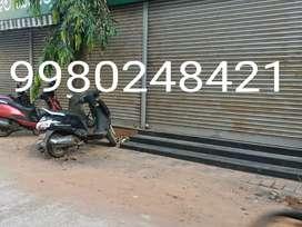Shop for rent 3shutter  ,300 sqft in pandeshwar mangalore