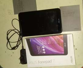 Asus Fonepad 7 Calling Tab duel sim suport for sell working conditions