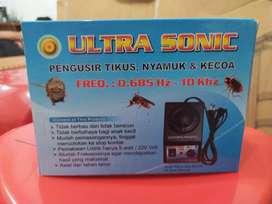 Alat Pengusir Tikus Nyamuk & Kecoa ( BG Homeshopping )