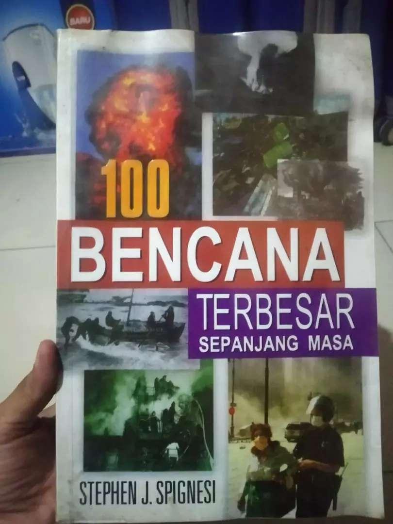 Buku 100 bencana terbesar sepanjang masa