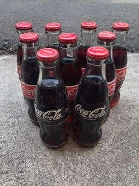 Botol cocacola vintage