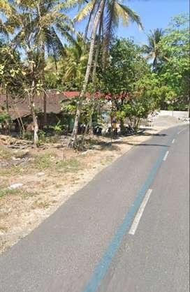 BARAT RUMAH SAKIT WATES Tanah Mangku Aspal Masih 1,5jutaan
