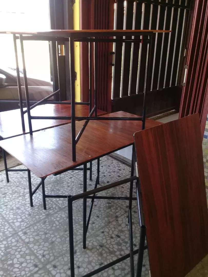 Meja lipat serbaguna 0