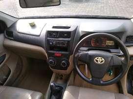 Toyota Avanza E MT 2014 (unit lelang)