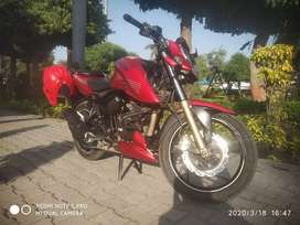 I sold my TVS Apache RTR 200 without ABS