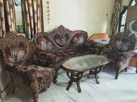 5 seater maharaja sofa for sell