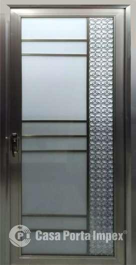 Imported Aluminium Doors Available