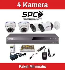 tersedia berbagai merk camera cctv dengan paket terlengkap