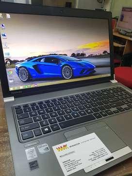 Obral Laptop Ringan TIPIS Toshiba Z50A core i7 GEN 4 ram 8gb SSD512GB