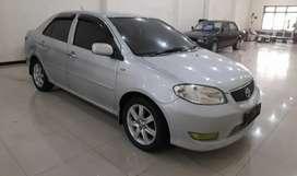 VIOS G AT MATIC 2004 / 2003 Bukan Eks Taxi Istimewa Bisa Kredit