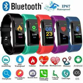 Smart watch  115plus /jam pintar