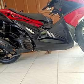 Yamaha aerox 155 cc