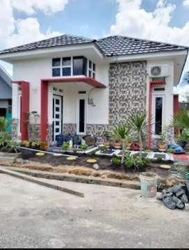 Rumah mewah harga murah type 52 luas tanah170 SHM