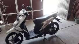 jual motor honda beat tahun 2011..mesin ok.jarang pakai.