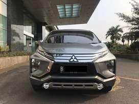 Mitsubishi xpander ultimate AT NIK 2018 bkn exceed sport 2017/2019