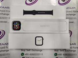 Apple IWatch Series 4 Black 44MM Gps 100% Condition